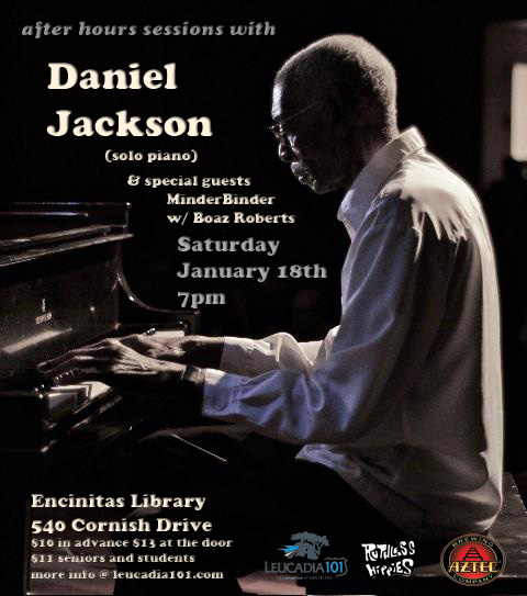 daniel jackson poster