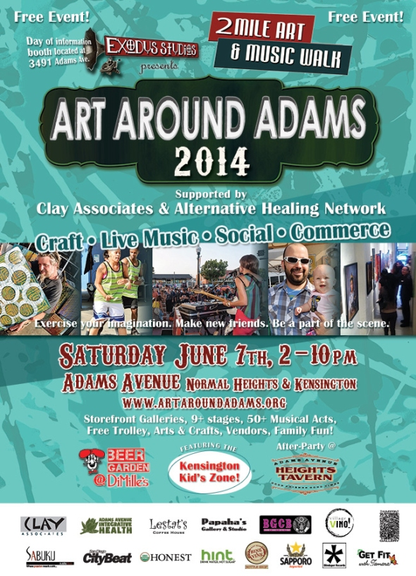 art around adams 2014_banner