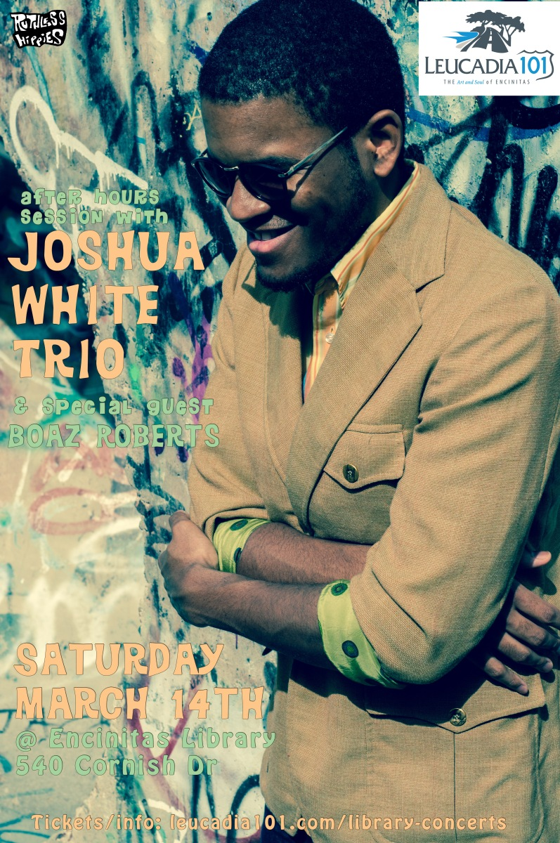joshua_white_poster march14