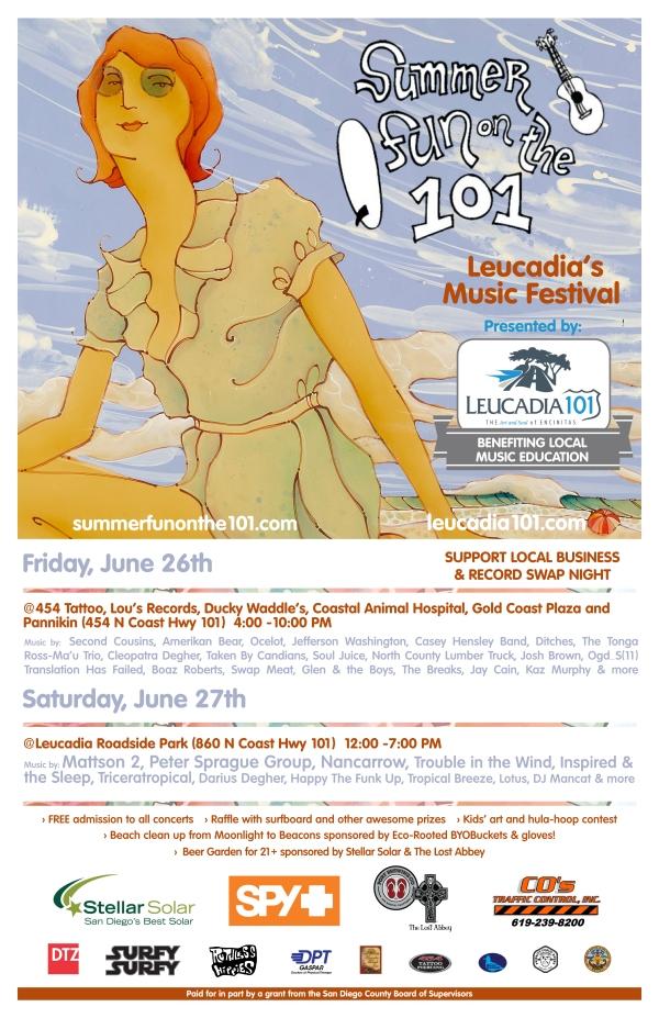 Summer Fun Poster 2015